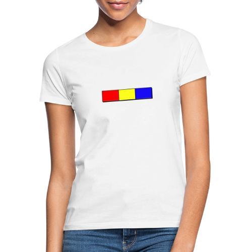 Klassisches te.comp Logo - Frauen T-Shirt