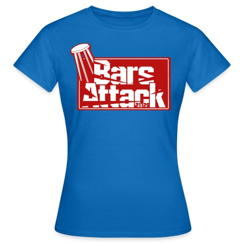 BarsAttack Basic Hamburg - Frauen T-Shirt