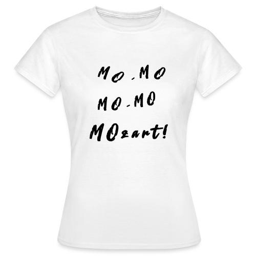 Milly's Mozart T-shirt - Women's T-Shirt