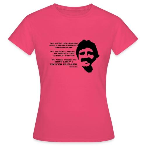 thedark copy - Women's T-Shirt