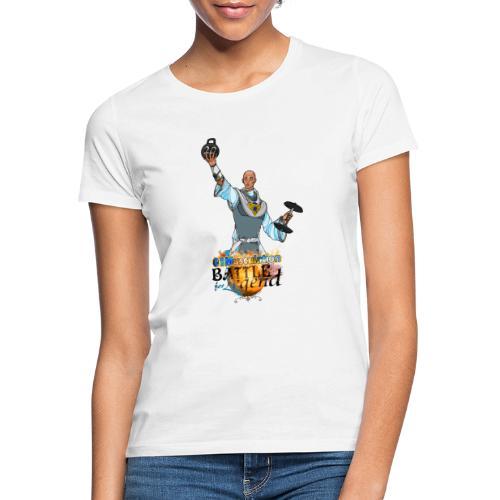 Conjurateur Battle for Legend X 01Musculation - T-shirt Femme