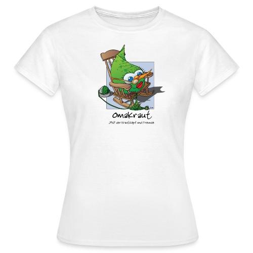 Omakraut - Frauen T-Shirt