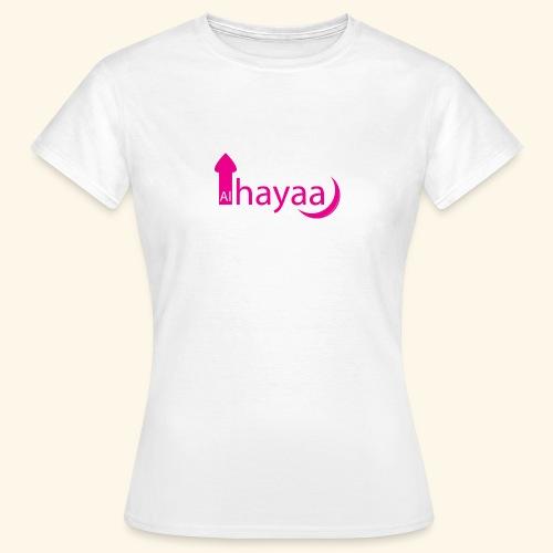 Al Hayaa - T-shirt Femme
