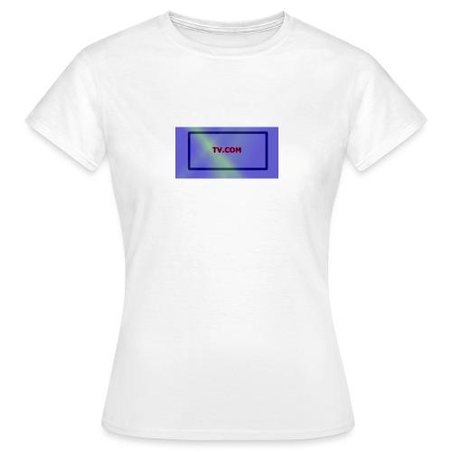 TV.COM - Naisten t-paita