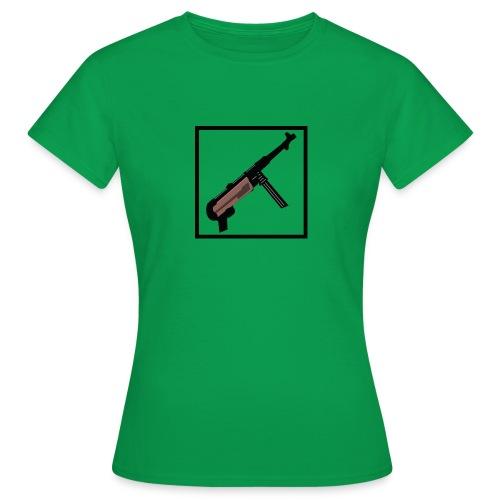 Mp40 german gun maschinenpistole 40 - Women's T-Shirt