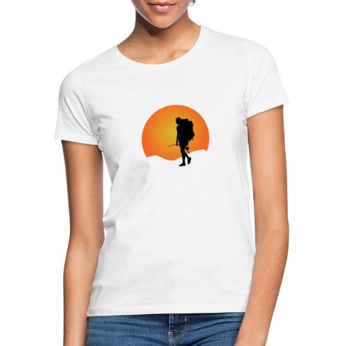 Capoeira me venceu - Women's T-Shirt