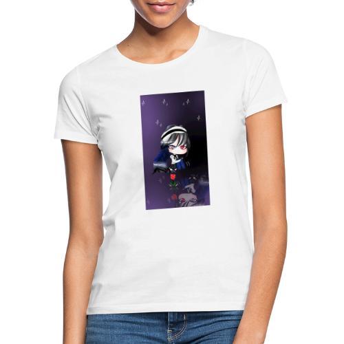 La fleur eternel - T-shirt Femme