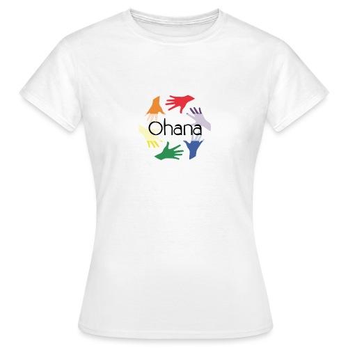 Ohana heißt Familie - Frauen T-Shirt