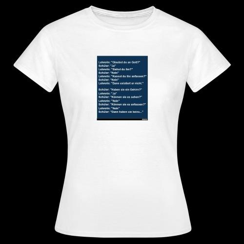 witze - Frauen T-Shirt