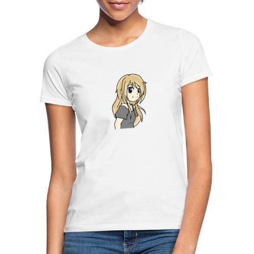 Annasoma alene - Dame-T-shirt