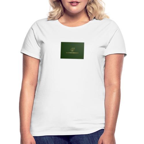 NM Clothing & Merchandise - Dame-T-shirt