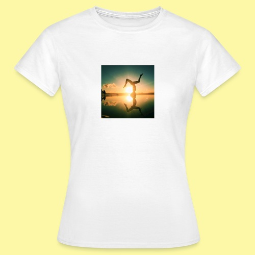 balanca jpg - Frauen T-Shirt