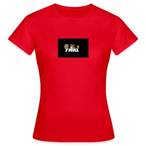 TRIO - Maglietta da donna