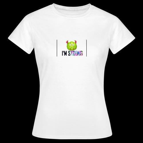 IM STRONG - Camiseta mujer