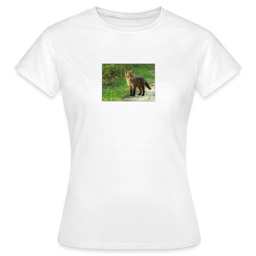 vossen shirt kind - Vrouwen T-shirt