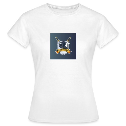 nexoking Logo - Frauen T-Shirt