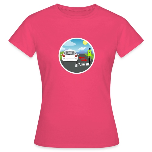 PANNEAU VELO 1M50 - T-shirt Femme