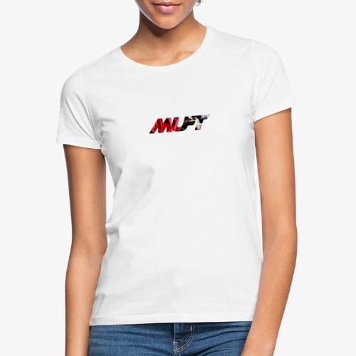 PASSION MUFT - Camiseta mujer