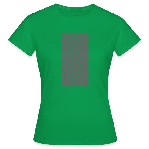 Fluo Sghiribizzy - Maglietta da donna