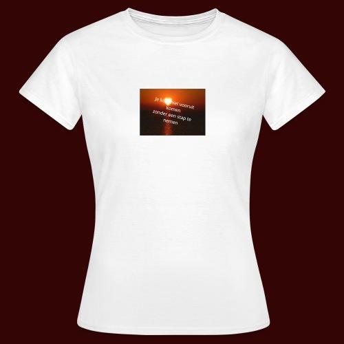 quote1 - Vrouwen T-shirt