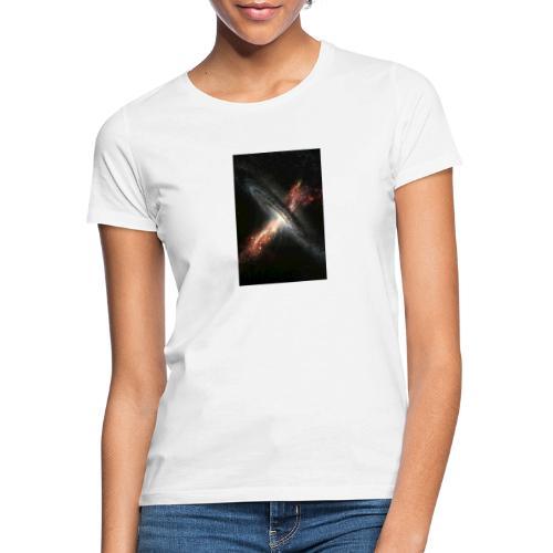 agujero negro - Camiseta mujer