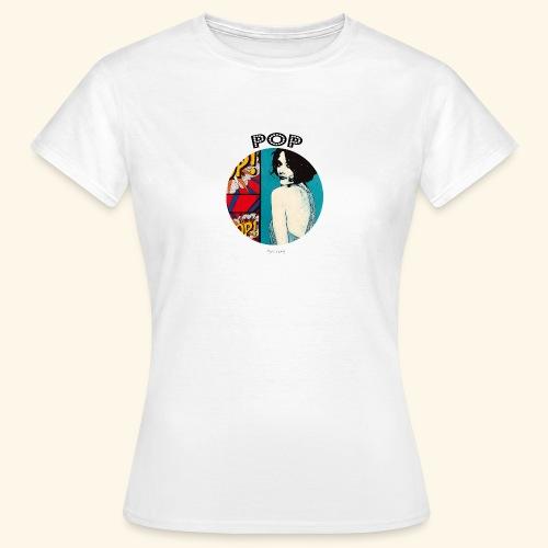 Pop - T-shirt Femme