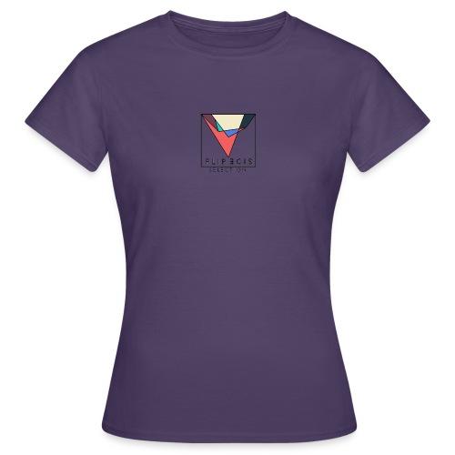 Official Flip Side logo - Women's T-Shirt