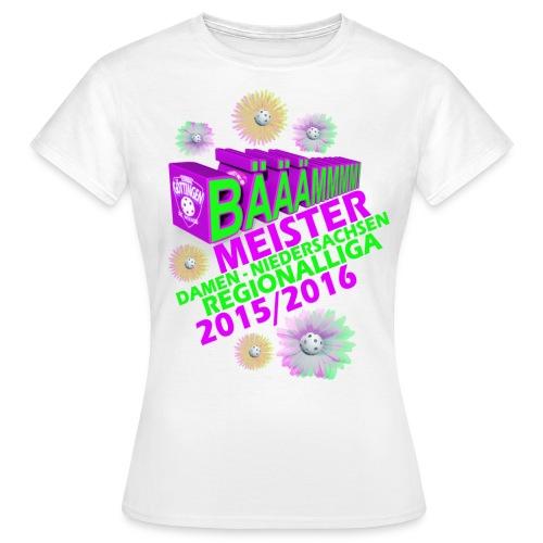 Siegershirt Regionalliga - Frauen T-Shirt