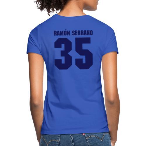 Ramon Serrano (fronte n. 3) - Maglietta da donna