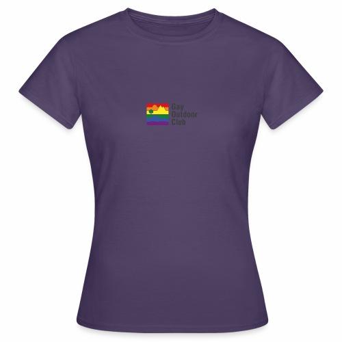 GOC Logo Black Text - Women's T-Shirt