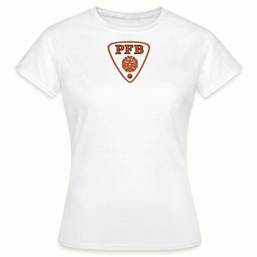 NEW LOGO PFB Couleur - T-shirt Femme