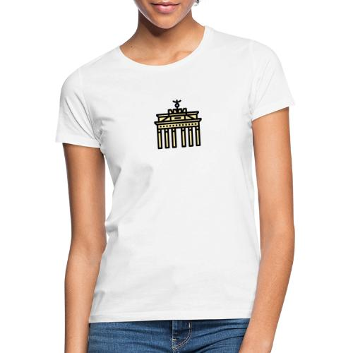 Berlin Brandenburger Tor - Frauen T-Shirt