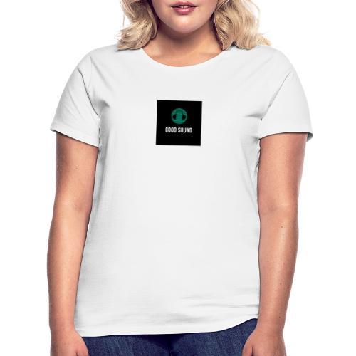 GOOD SOUND - T-shirt Femme