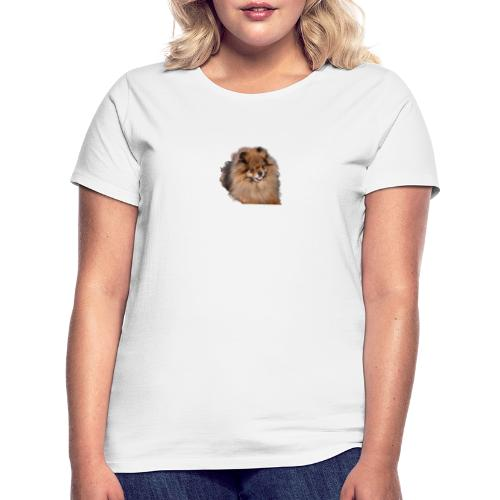 Pomeranian - T-shirt dam