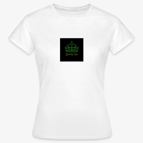 Gold Of Time - Camiseta mujer