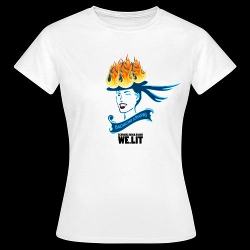 Bolle Gold 23 Legit - Frauen T-Shirt