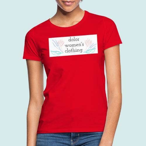 Kleidung für Frauen - Frauen T-Shirt