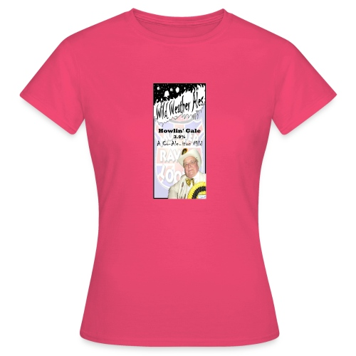 Wild Weather Ales - Women's T-Shirt