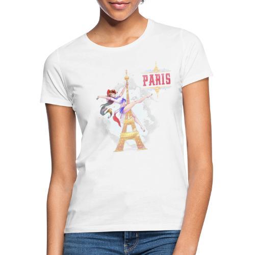 Pole Dance Paris Marianne - Women's T-Shirt