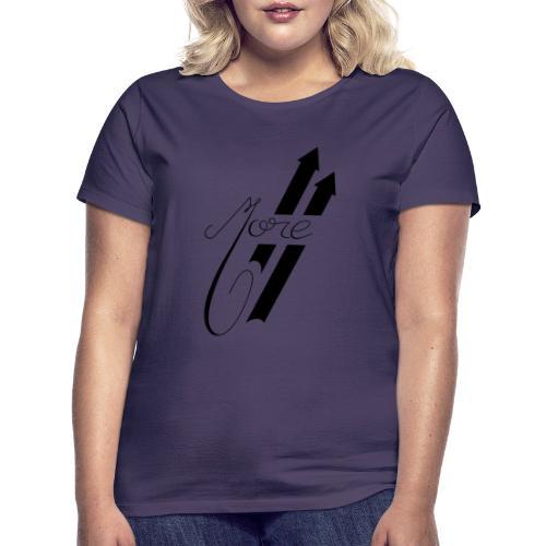 More : Faites Plus - T-shirt Femme