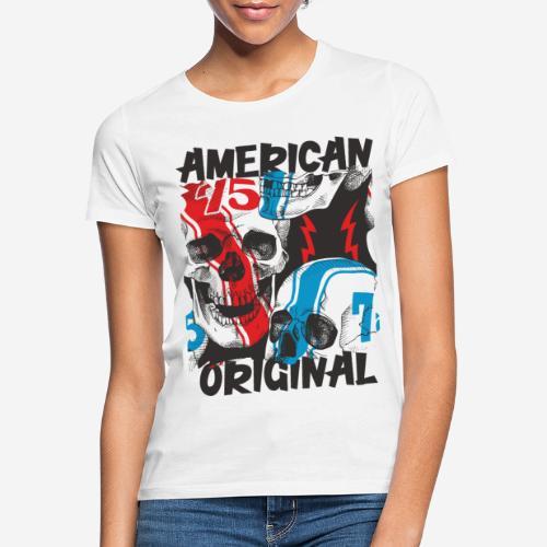 usa american original - Frauen T-Shirt