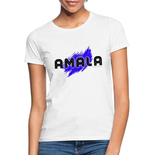 Amala, pazza inter (bianca) - Maglietta da donna