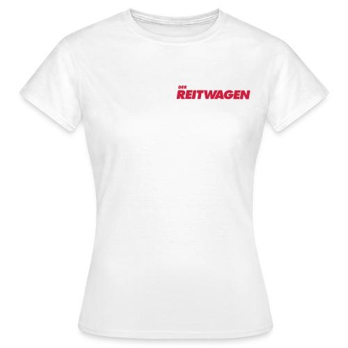 reitwagen - Frauen T-Shirt