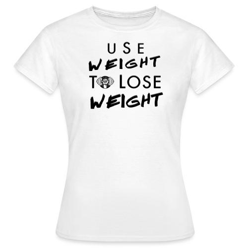 GOLDEN Logo 01 - Women's T-Shirt