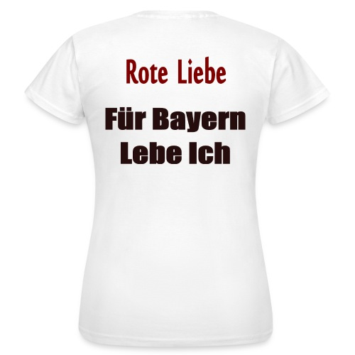 rote liebe png - Frauen T-Shirt