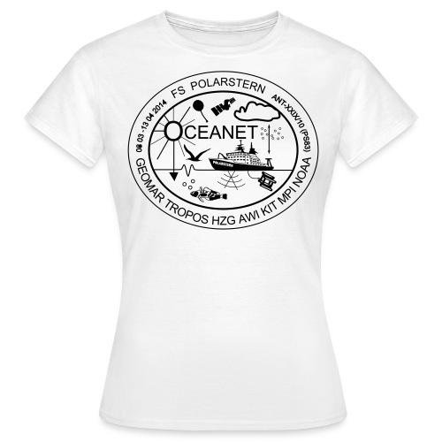 Polarstern Logo - Frauen T-Shirt