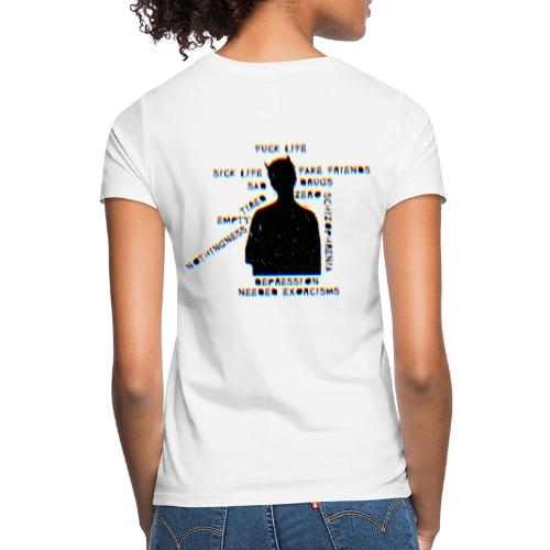 Sick Life (black) - T-shirt Femme