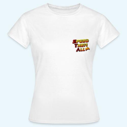 STA logo print - T-shirt Femme