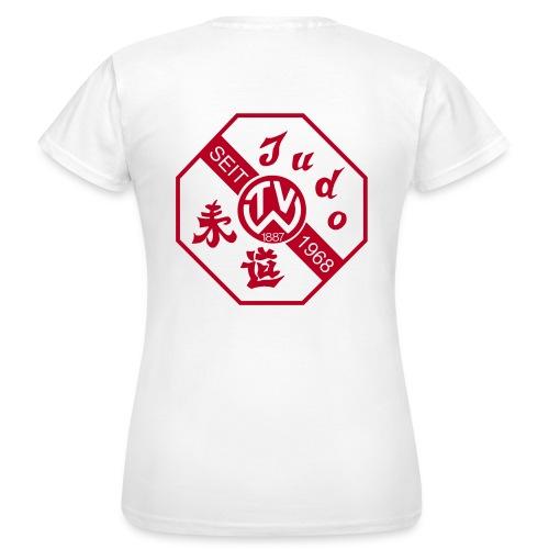WTV-Judo - Frauen T-Shirt