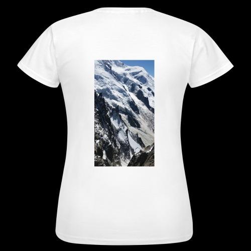 Mountain design - Women's T-Shirt